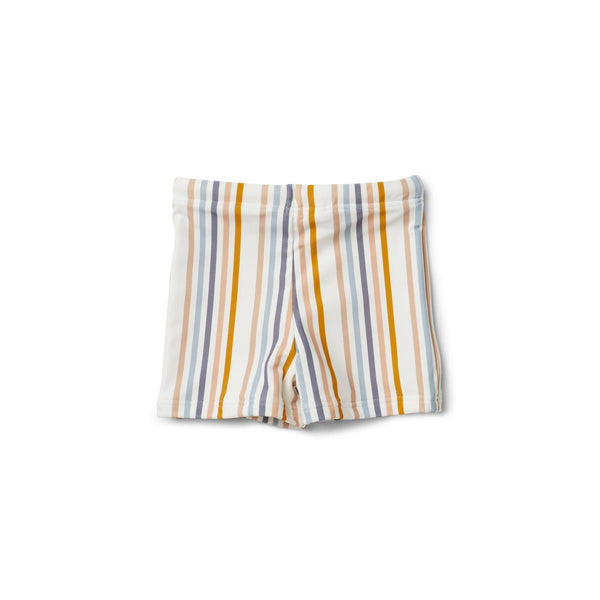 Liewood Otto Swim Pants Stripe Multi - Scandibørn