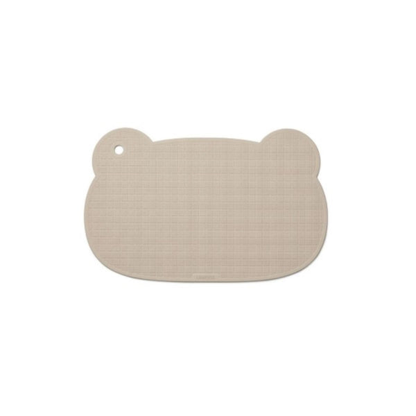 Liewood - Sailor Bath Mat in Mr Bear Sandy - Scandibørn
