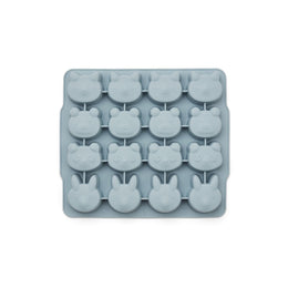 Liewood Sonny IceCube Tray 2 Pack - Blue Wave - Scandibørn
