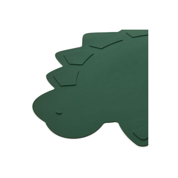Liewood Tracy Placemat in Dino Garden Green - Scandibørn