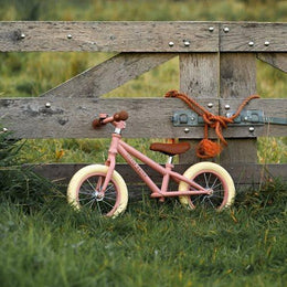 Little Dutch Balance Bike in Matte Pink - Scandibørn