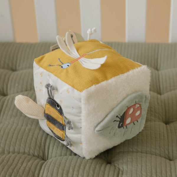 Little Dutch Soft Activity Cube Little Goose - Scandibørn
