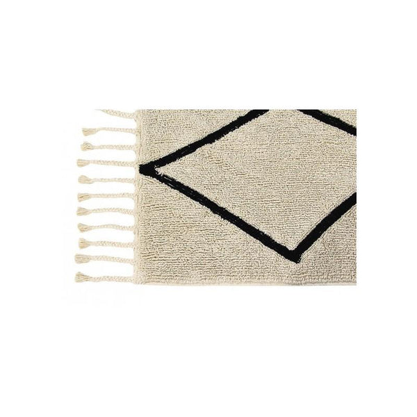 Lorena Canals Bereber Washable Rug in Creme - Scandibørn
