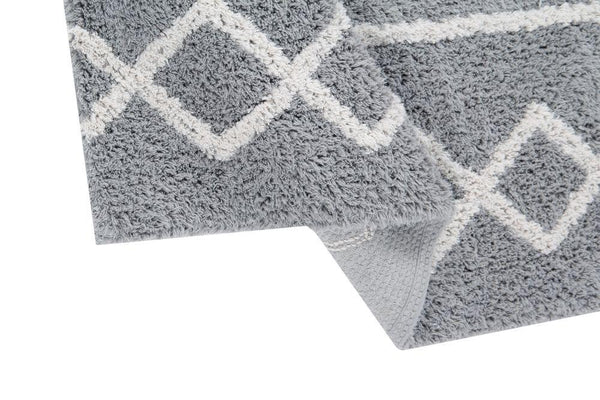 Lorena Canals Oasis Washable Rug in Natural Grey - Scandibørn