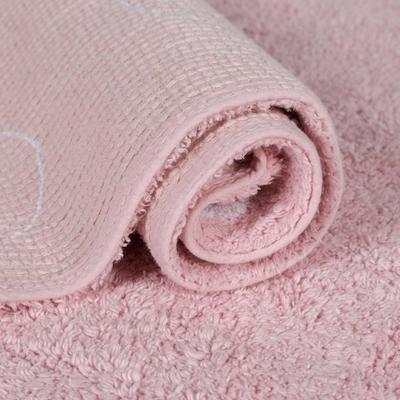 Lorena Canals Stars Washable Rug in Pink - Scandibørn