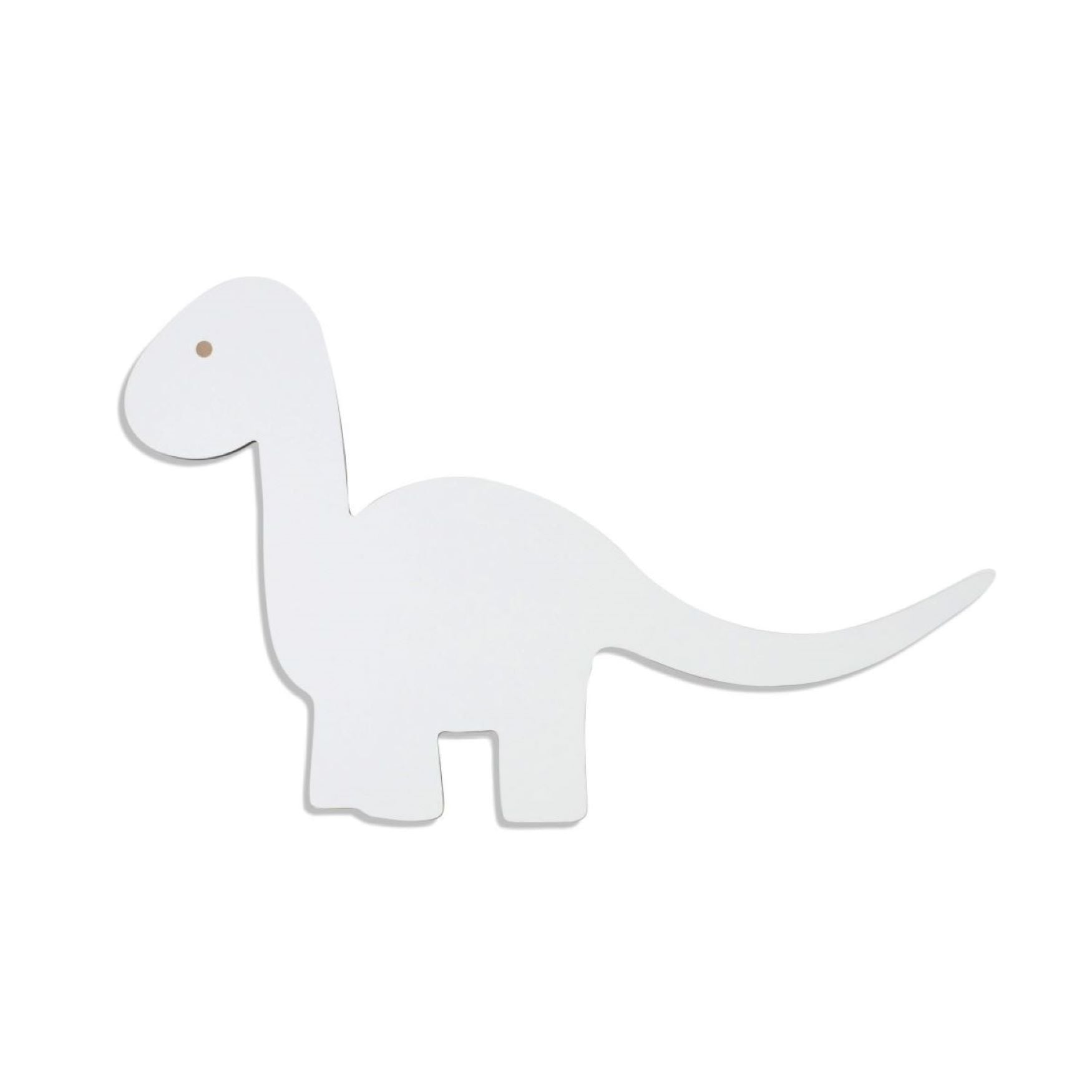 MaseLiving Dino Lamp in White