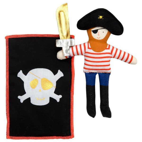 Meri Meri Pete's House Mini Pirate Suitcase - Scandibørn