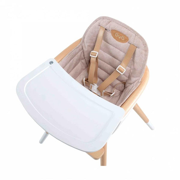 Micuna OVO High Chair - Weaning Tray (2 Colours available) - Scandibørn