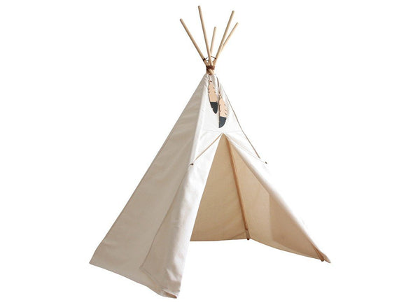 Nobodinoz Nevada Teepee in Natural - Scandibørn