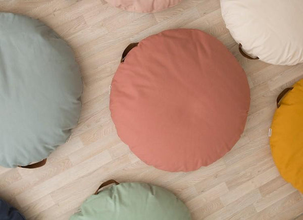 Nobodinoz Sahara Bean Bag in Natural - Scandibørn