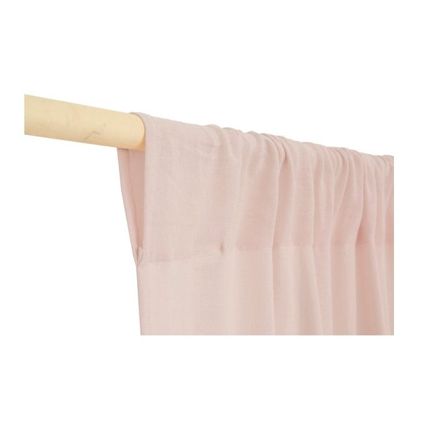 Nobodinoz Utopia Curtain in Dream Pink - Scandibørn