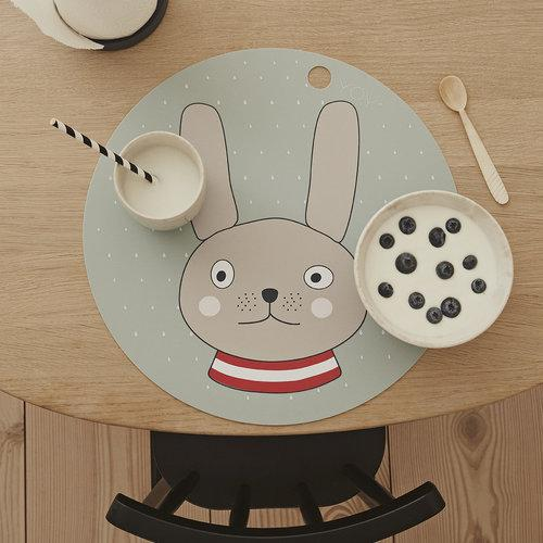 OYOY Placemat - Rabbit - Scandibørn
