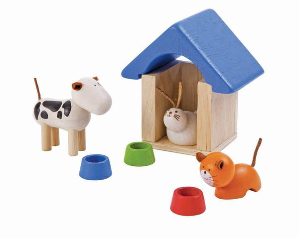 Plan Toys Pets & Accessories - Scandibørn