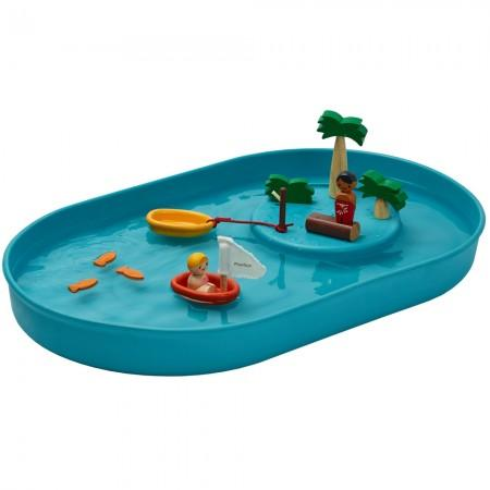 Plan Toys Water Way Play Set - Scandibørn
