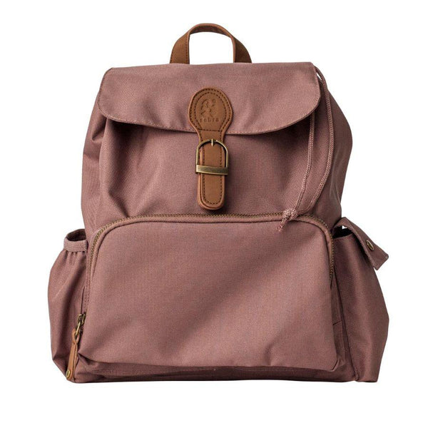 Sebra - Kids Mini Backpack in Rustic Plum - Scandibørn