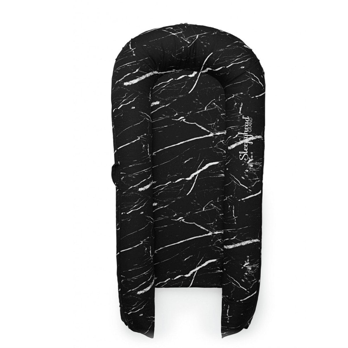 Sleepyhead Grand Pod Spare Cover in Black Marble (9-36 months)