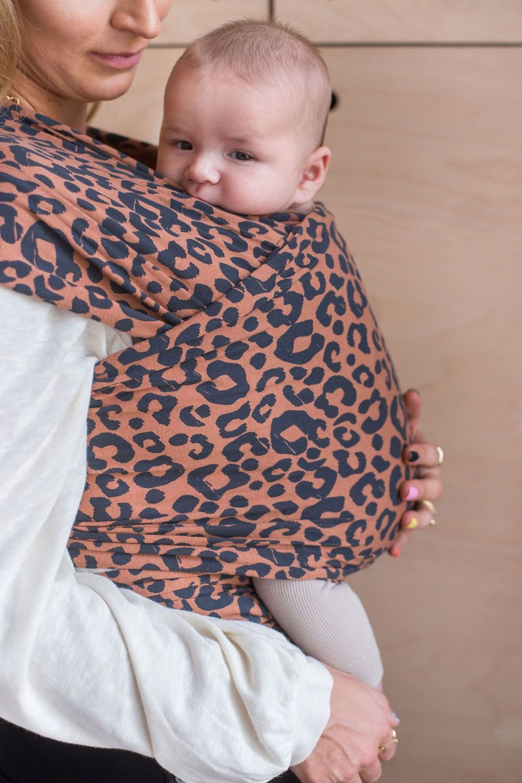 Smallhausen Baby Carrier Biscuit Cub