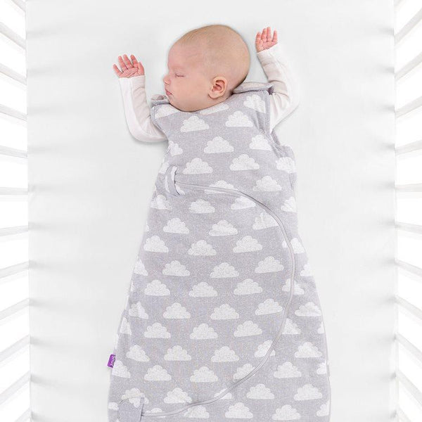 Snuzpod - Snuzpouch Clever Sleeping Bag 2.5 Tog - Cloud Nine - Scandibørn