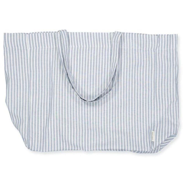 Studio Feder - Tote Bag in Alma Blue Stripe - Scandibørn