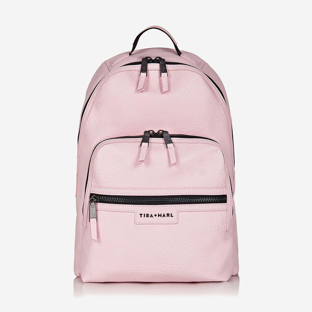 Tiba and Marl Elwood Backpack in Pale Pink