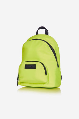 Tiba and Marl Mini Elwood backpack in Neon - Scandibørn