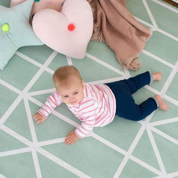 Toddlekind Playmat in Nordic Neo Matcha - Scandibørn