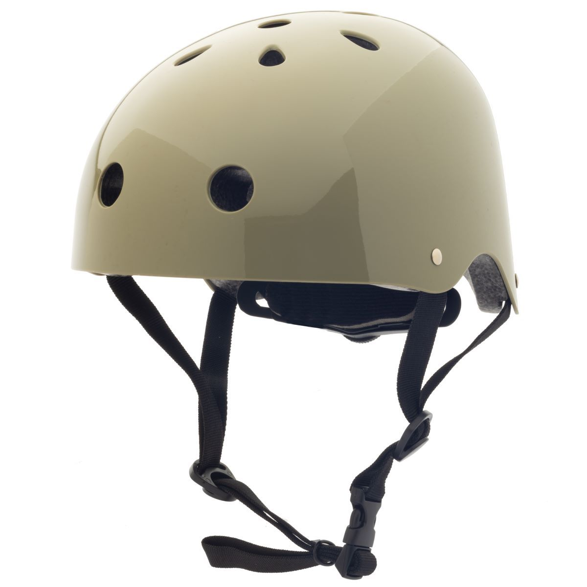 Trybike CoConuts Helmet in Green - Extra Small