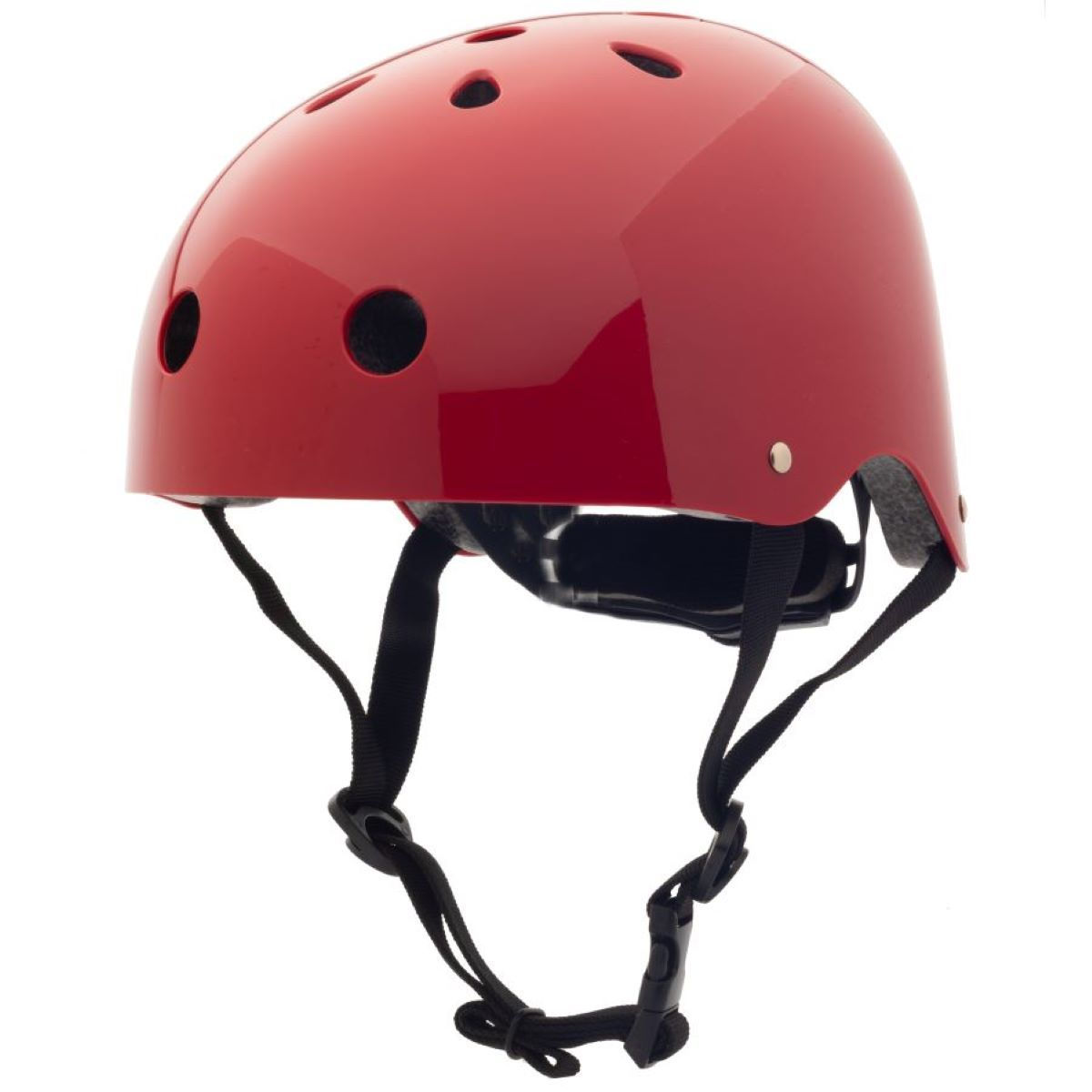 Trybike CoConuts Helmet in Red - Extra Small