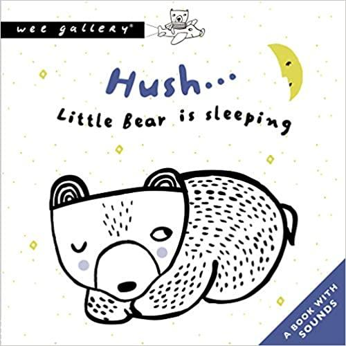 Wee Gallery Hush Sound Book - Scandibørn