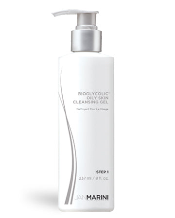 Bioglycolic Oily Skin Cleansing Gel (8 fl oz.)