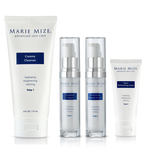 Marie Mize Advanced Skin Care Set (4 full-size products)