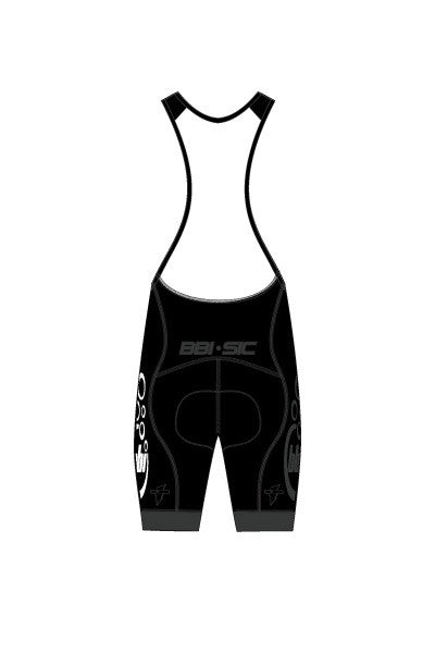 Team BBI-Sic - Women's Laguna Seca Bib Shorts - #858