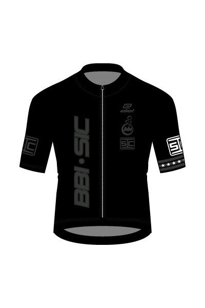 Team BBI-SIC - National Champ Arm Band on Sleeves - Rincon Men's Jersey - #858