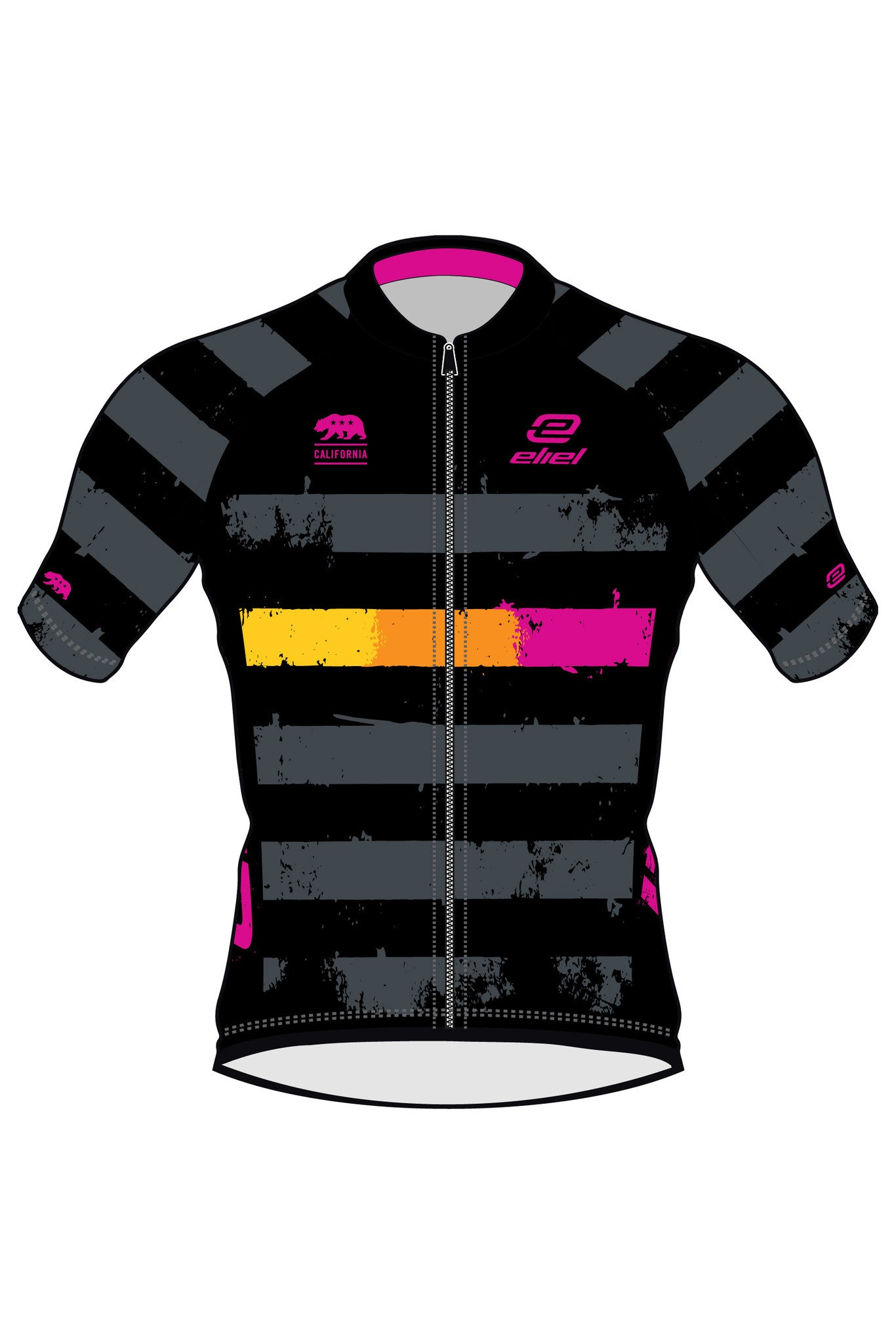 Eliel Gravel Team Men's Maverick's Jersey - #573