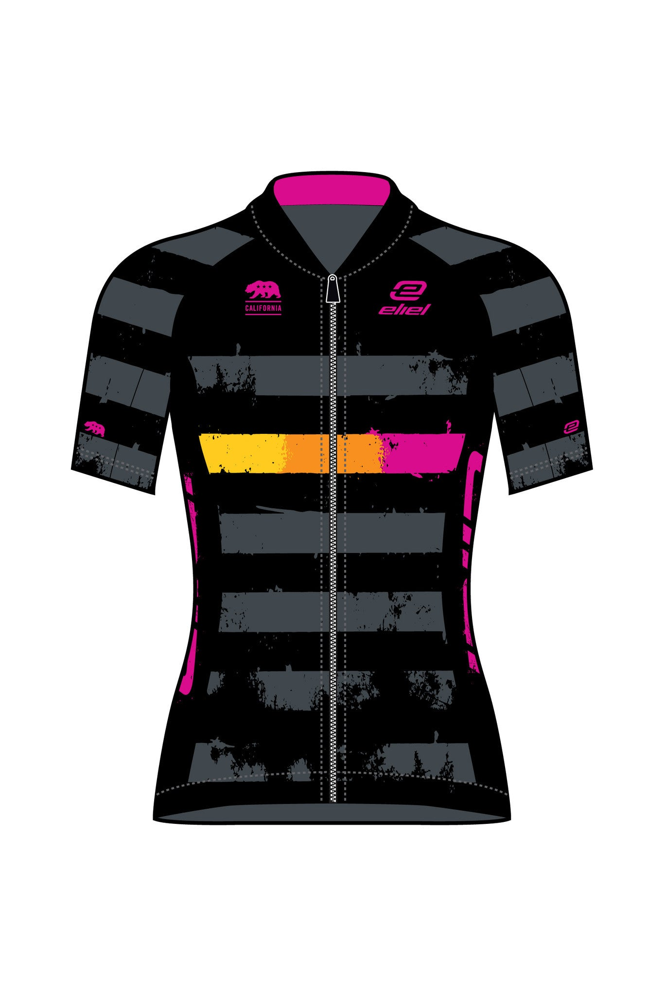Eliel Gravel Team - Women's Rincon Jersey - #573