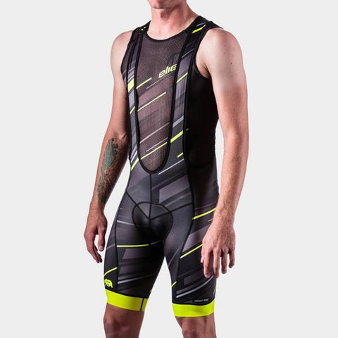 Laguna Seca Men's SHORT LENGTH Bib Shorts - #EFITKITPARENT
