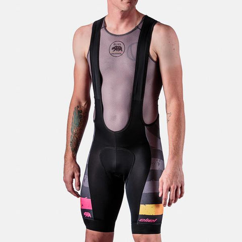 Men's Malibu Bib Shorts - #EFITKITPARENT