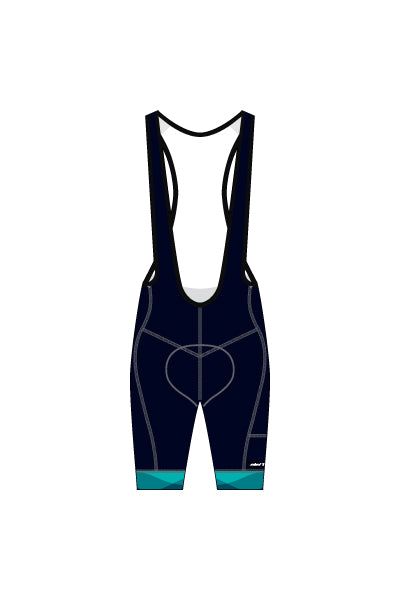 Sunday Morning Coffee Jam - Men's Laguna Seca Bib Shorts - #AESU818-1