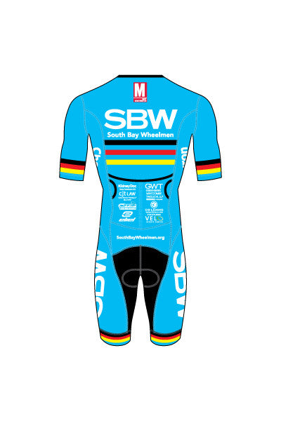 Southbay Wheelmen - Women's Mavericks Aero Speedsuit - #1021
