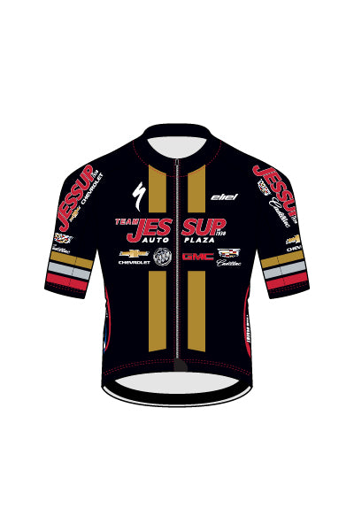 Jessup Auto - BLACK - Mavericks Men's Jersey- Aero Race Fit - #AEJE818-1