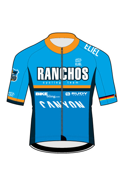 Ranchos Cycling Club - Rincon Men's Jersey - #ERA918-1