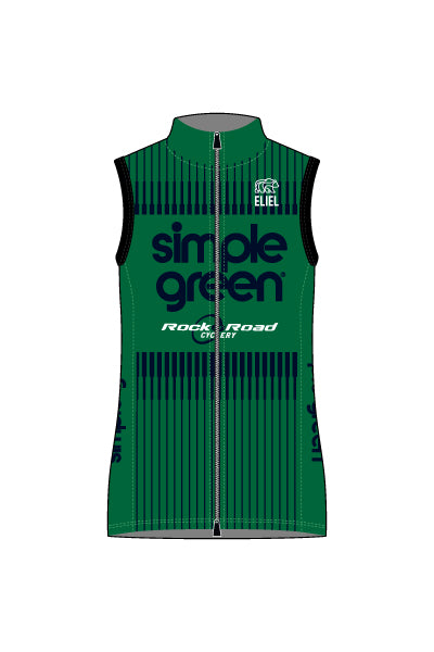 Simple Green - Urban - Women's Palomar Vest with Pockets - #2ESI319-1