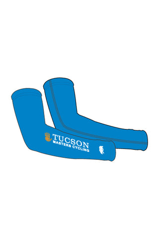 Tucson Master's - Arm Warmers (BLUE) - #1289