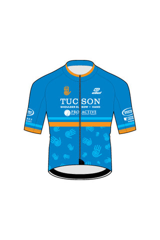Tucson Master's - Mavericks Aero Men's Jersey (Blue Version 1A) - #1289