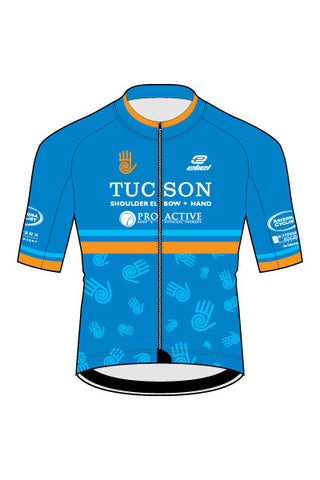 Tucson Master's - Rincon Men's Jersey (Blue Version 10A) - #1289