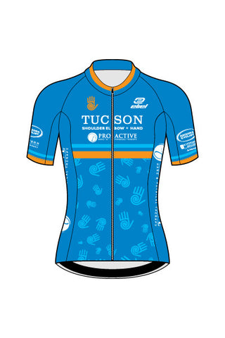 Tucson Master's - Women's Rincon Jersey (Blue Version 1A) - #1289