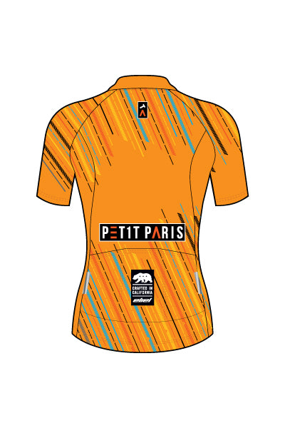 Petit Paris Cycling - Women's Rincon Jersey - #1369
