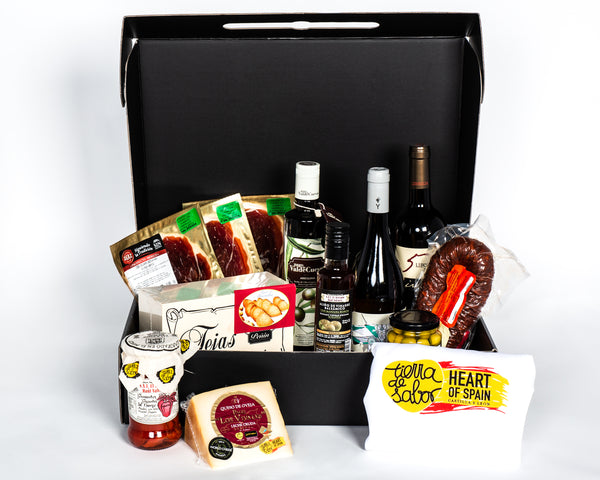 Tapas Christmas Gift Box