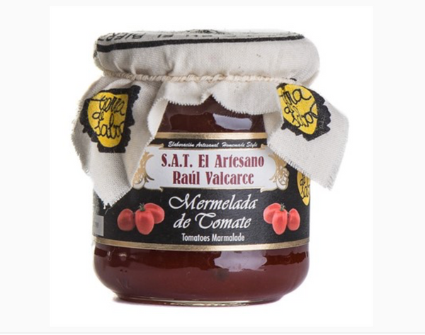 TOMATOES MARMALADE 235 gr
