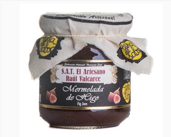 Fig Jam ( mermelada de Higo) 220 G